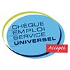 Icônes chèques CESU